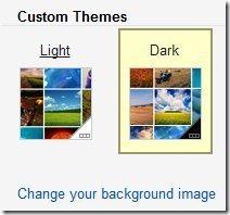 Custom Themes Gmail
