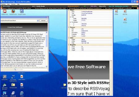 InfoBar desktop zoom