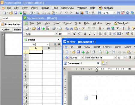 Kingsoft Office default