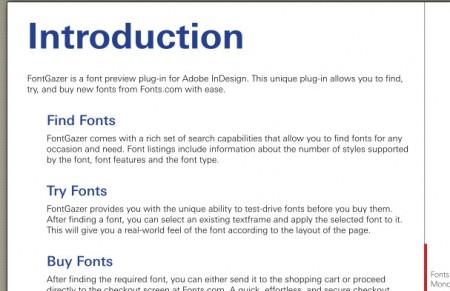PDF to Flash formatting before
