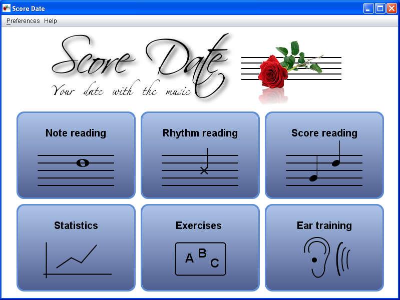 Score Date default window