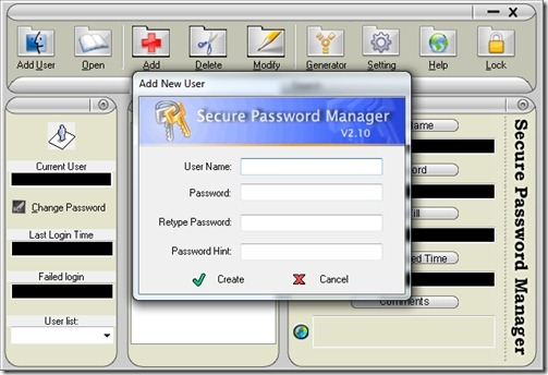 Secure Password Manager  (2)