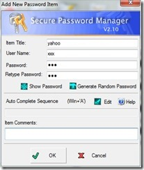 Secure Password Manager  (4)