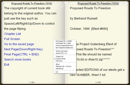 Toolwiz Flipbook created book fullscreen