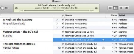 TuneTastic duplicate songs itunes