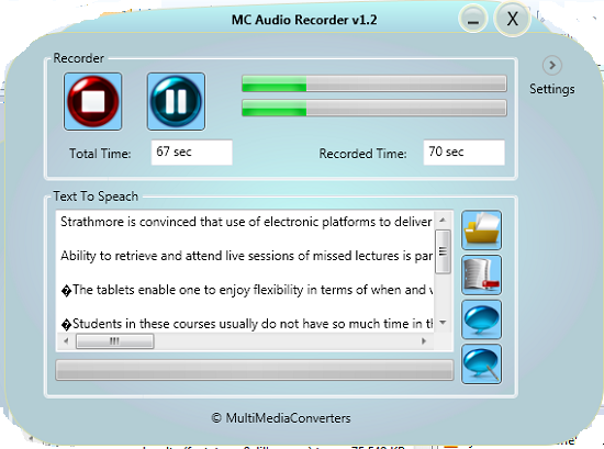 audio to text converter software free download
