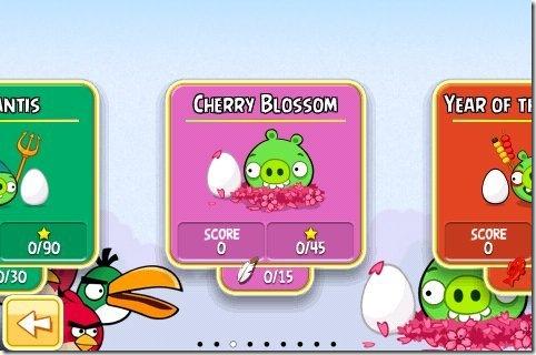 Angry Birds Seasons Festivals