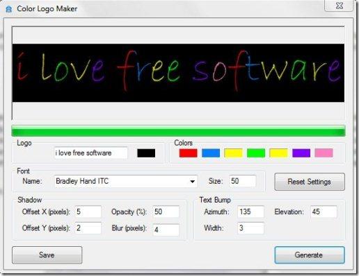 Color Logo Maker