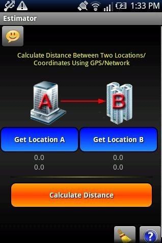 Distance Calculator Location Measure