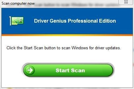 Driver Scan
