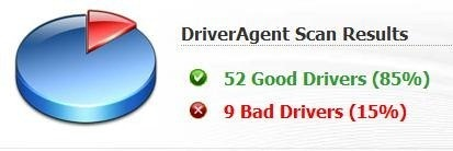 DriverAgent Data
