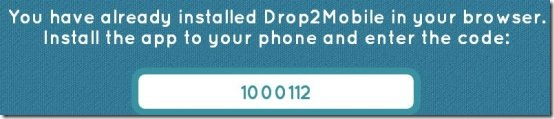 Drop2Mobile