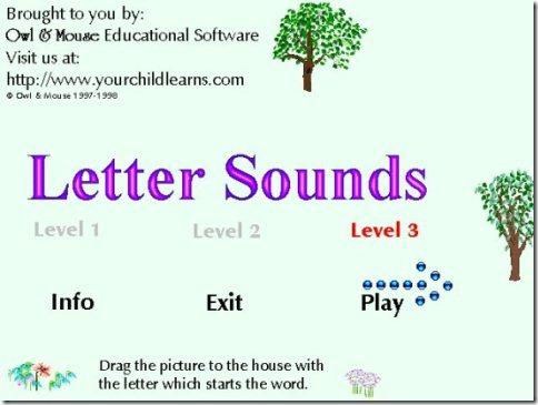 Letter Sounds 001