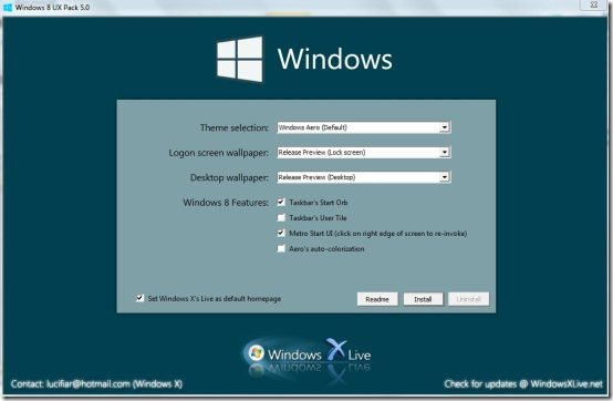 Windows 8 UX Pack 001