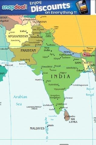 World Map 2012