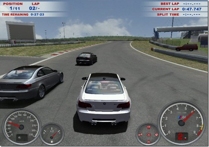 BMW Gameplay
