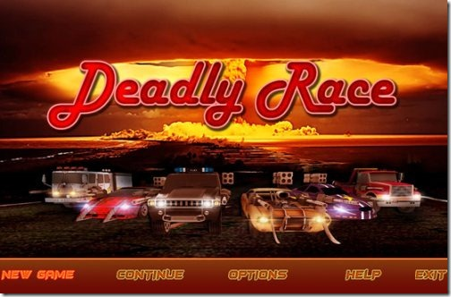 Deadly Race Home