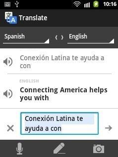 Google Translate Convert