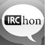 IRC iPhone logo