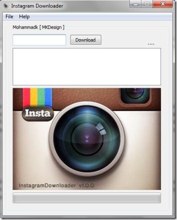 Instagram Downloader Instagram photos