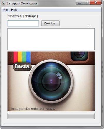 Instagram Downloader instagram photo