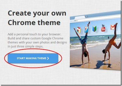 My Chrome Theme 001