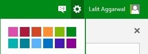 Outlook Colors