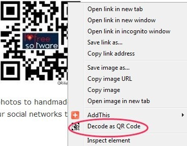 QR Code Decoder