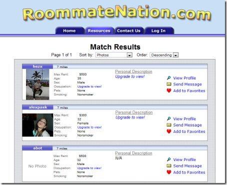 Roommatenation