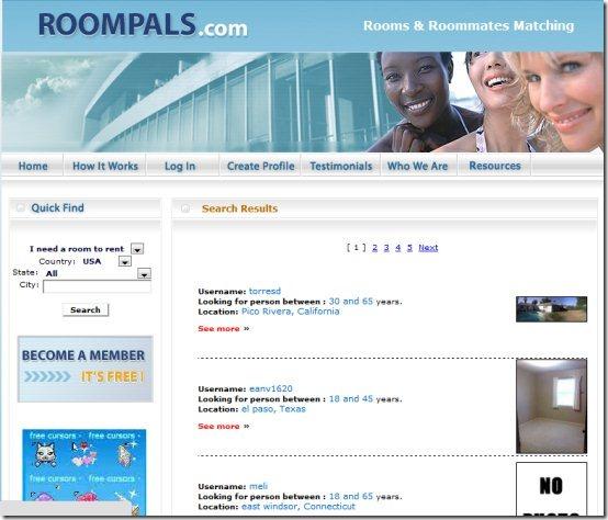 Roompals