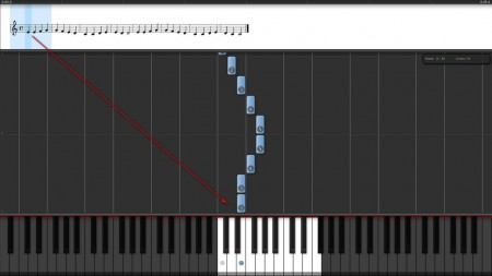 Synthesia learn piano