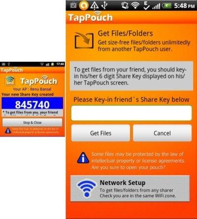 Wifi File Transfer for Phone Unique Code