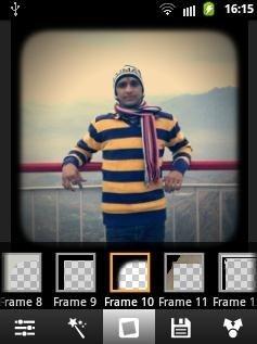 XnView Retro Frames