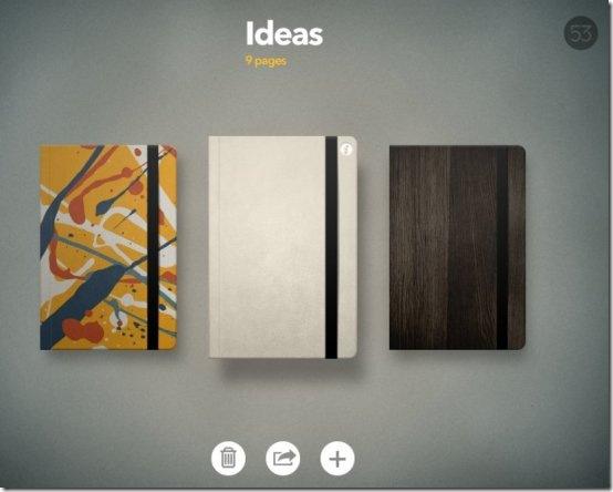 3 Notebooks