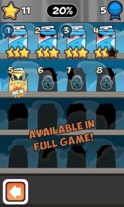 Bag It Lite game levels