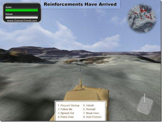 BattleTanks 2 tank