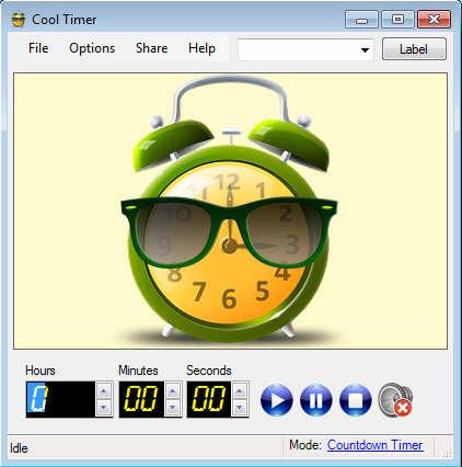 Cool Timer default image