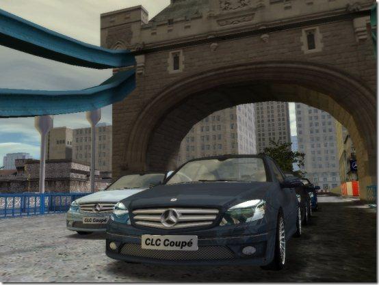 Mercedes CLC intro