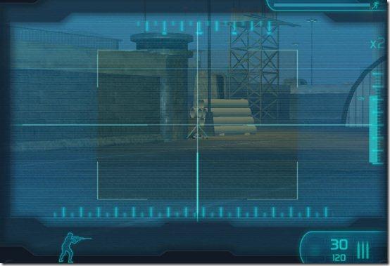 PRISM sniper