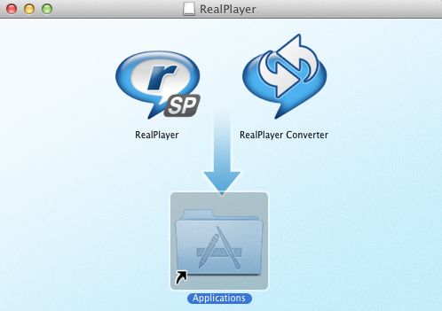 Real player sp installer mac