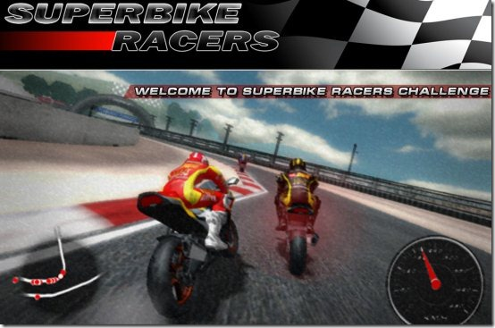 Superbike Racers intro