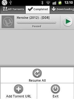 Torrent Beta App