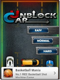 Unblock Car game levels
