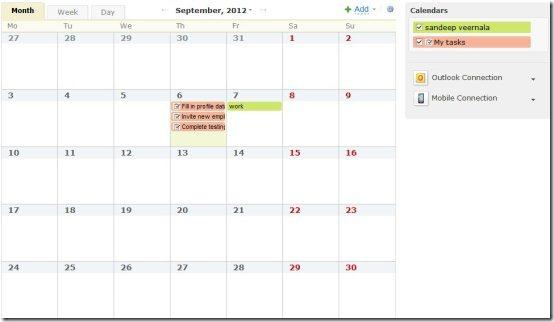 bitrix24 calendar