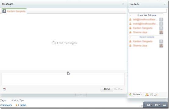 bitrix24 chats