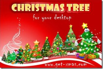 christmas tree interface