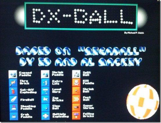 dx ball mode