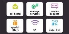 my airtel services
