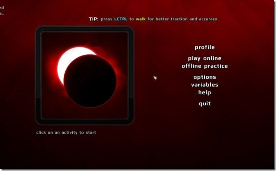 red eclipse intro
