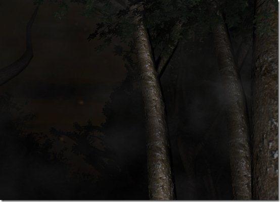 slender trees